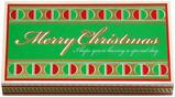 デコレーションレター・キャンドル<br>パターン/クリスマス