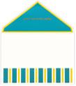 レターセット<br>パターン1/ブルー